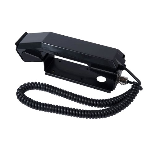 Handset for stations